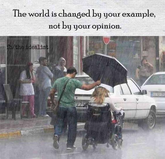 cambiare il mondo 2
