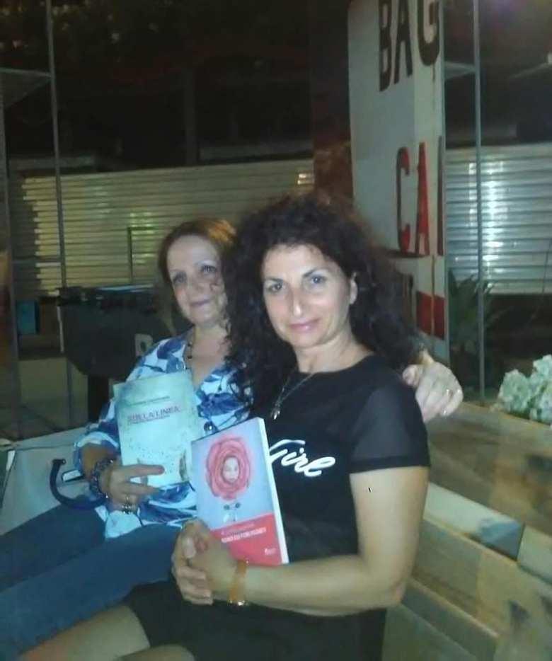 io e Anila Dahriu