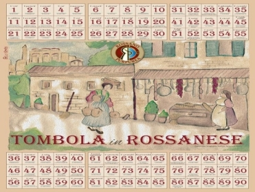 tombola in rossanese